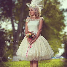 Wedding photographer Sergey Baluev (sergeua). Photo of 24.07.2013