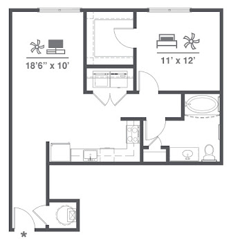 Go to S Floorplan page.