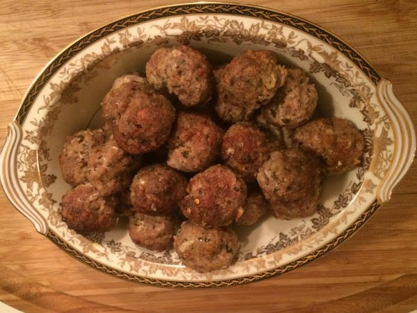 My Best Meatballs Recipe