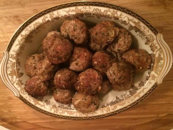 My Best Meatballs Recipe