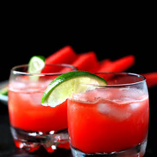 Watermelon Margarita.
