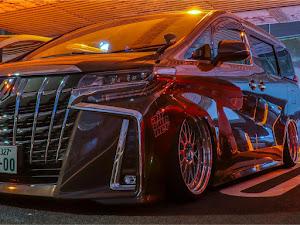 アルファード AGH35W V6-3.5ℓscグレードのカスタム事例画像 のむりん@Truth Racingさんの2019年07月14日17:44の投稿