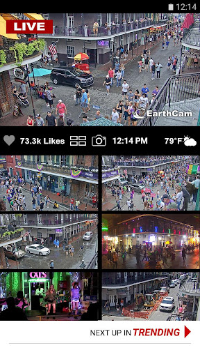 Webcams 2.0.7 Screenshots 2