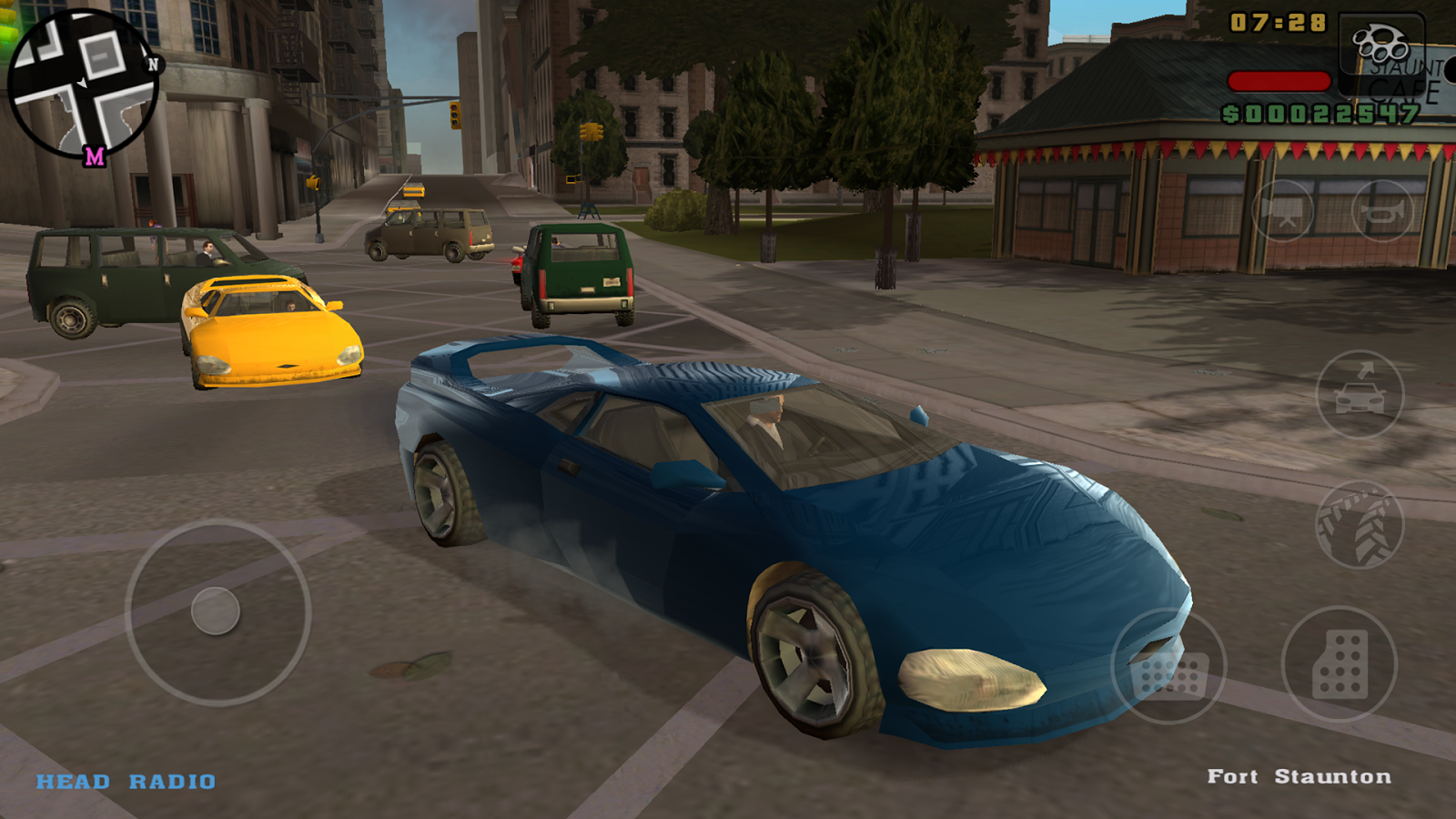 GTA: Liberty City Stories- screenshot