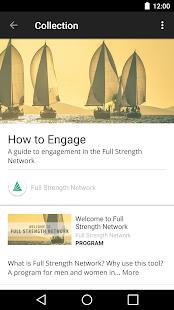 Full Strength Network - náhled