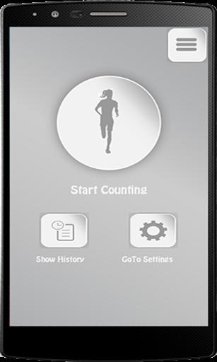 Padometer+Jogging Companion
