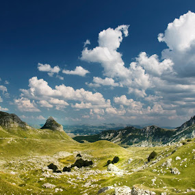 Durmitor by Zoran Savic - Landscapes Mountains & Hills