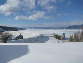 Photo: WAC Bennett Dam
