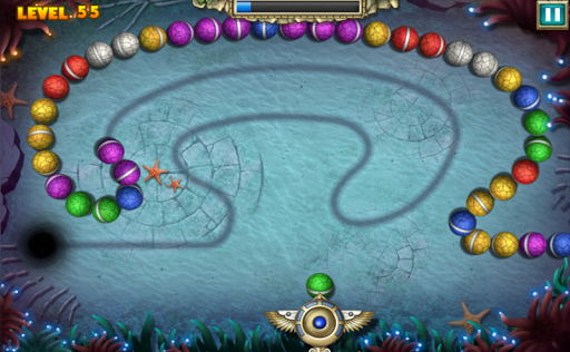 Marble Legend 2 - screenshot