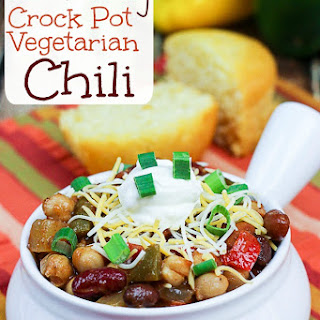 Award Winning Vegetarian Chili
