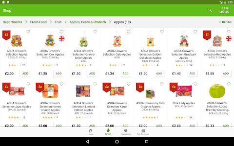 ASDA screenshot 10
