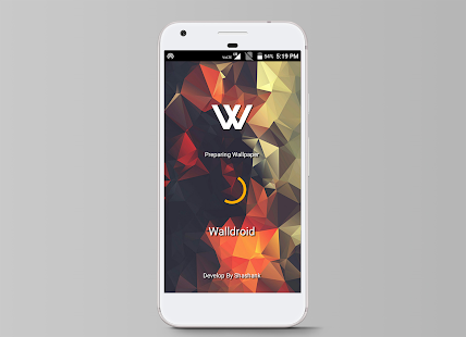 Walldroid Wallpapers - náhled