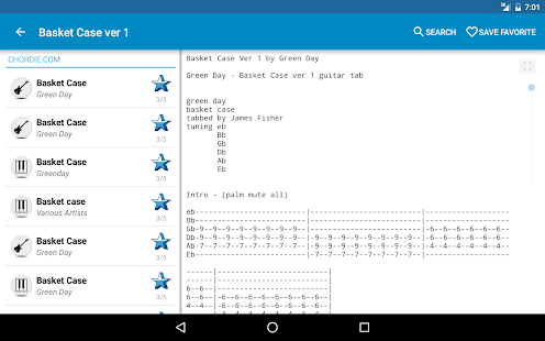 Achording Guitar Tabs & Chords - Android Apps on Google Play