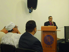 Photo: Bishop Marcelo Rezende, Liberal Catholic Church