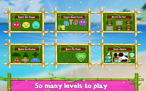 Kids Shapes Learning -  Educational Game For Kids  captures d'écran 6