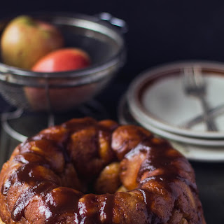 Apple Butter Monkey Bread