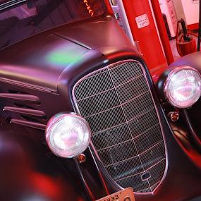 by John Fisher - Transportation Automobiles