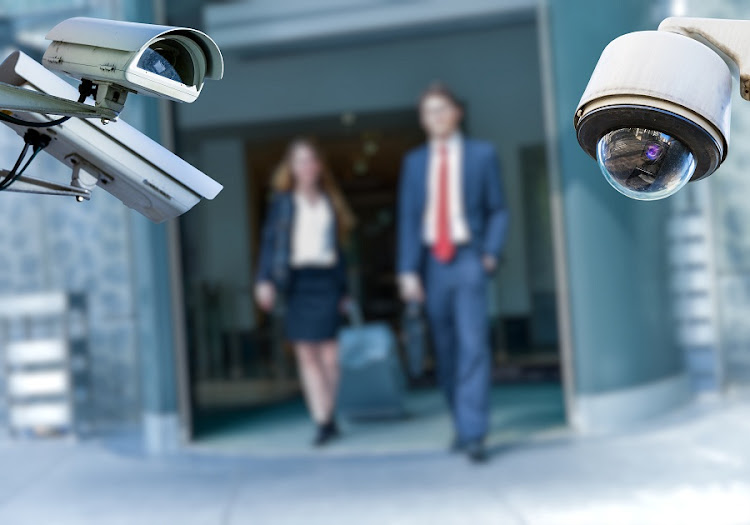 The Best Locations for Security Cameras