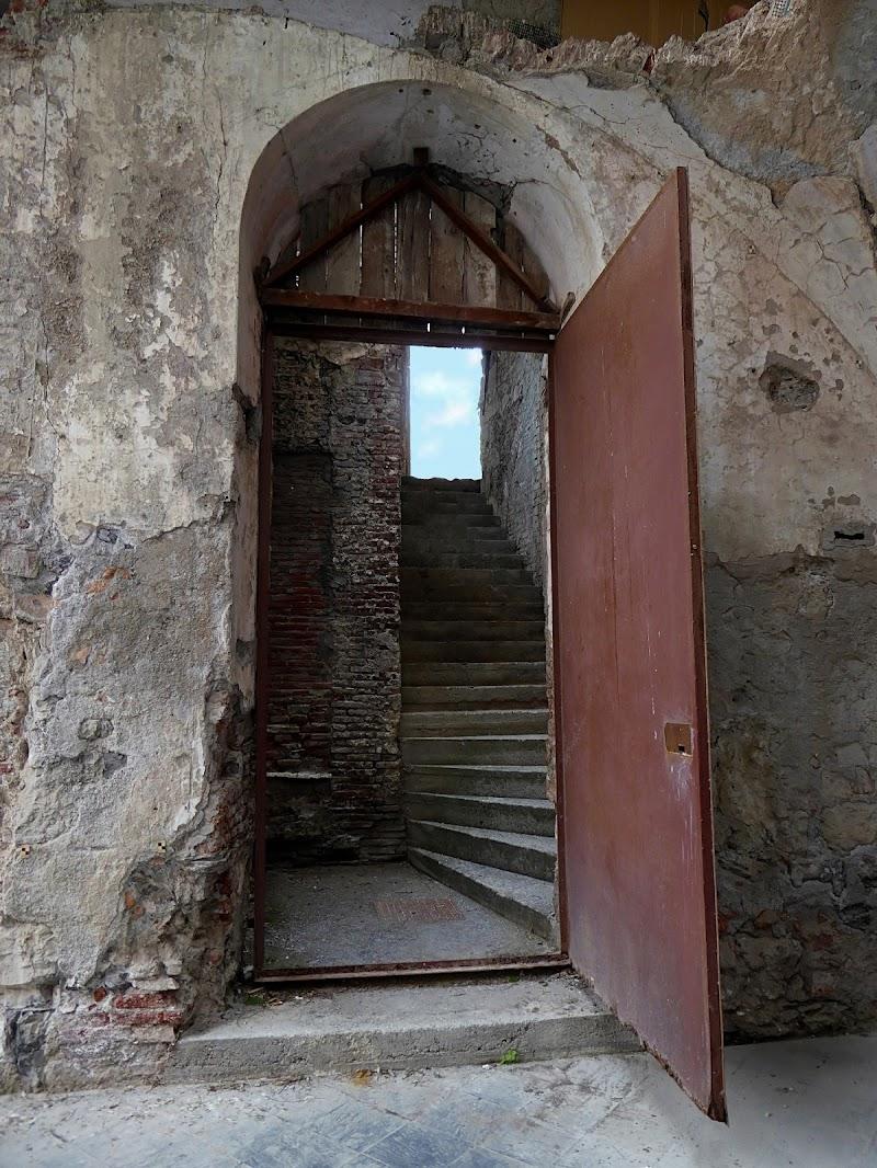 Oltre la porta di Dariagufo