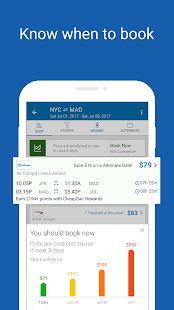 CheapOair: Cheap Flights, Cheap Hotels Booking App - náhled
