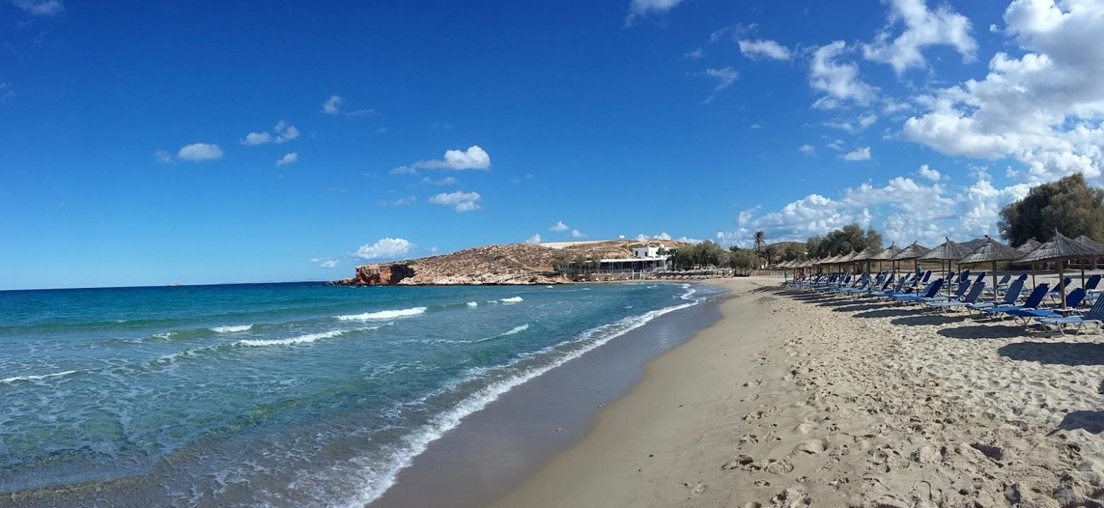 Parasporos Beach Cosa vedere Paros le migliori spiagge