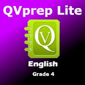 QVprep Lite English Grade 4
