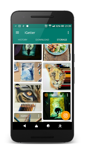 iGetter - Quick save Instagram 4.3.75-free-191103-1746-e95d2c5 screenshots 3
