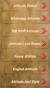 Girls Attitude Status - Apps on Google Play