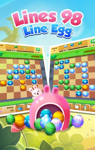 Line 98 – Line Eggs