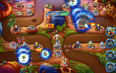 Defend Your Life Tower Defense Screenshot 3