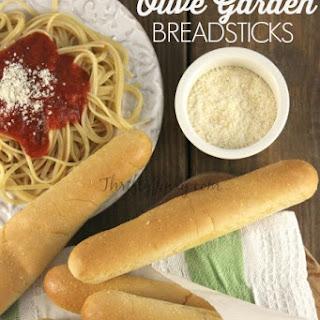 Copycat Olive Garden Breadstick