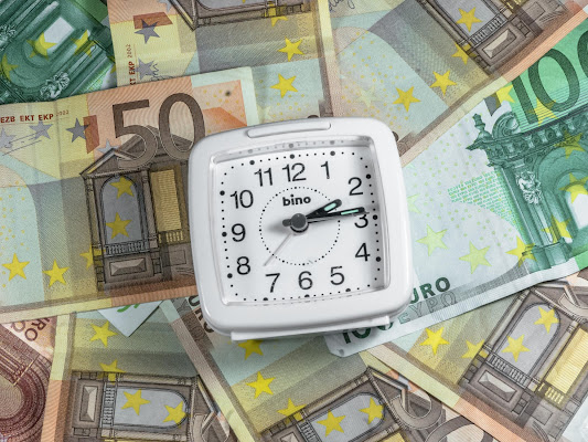 Time is Money di Caterina Ottomano