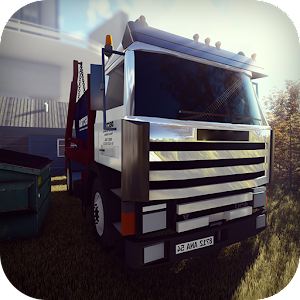 Driver Garbage Truck Kamaz for PC and MAC