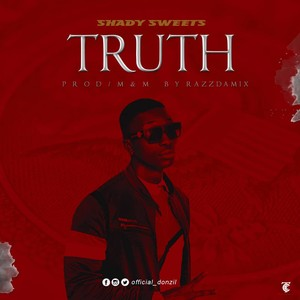 Cover Art for song Truth