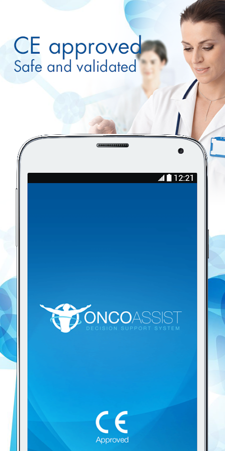ONCOassist- screenshot