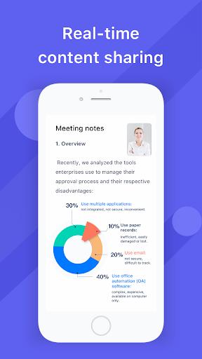 Lark Meetings 1.2.0 screenshots 2