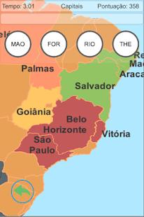 Brasil IATA - náhled