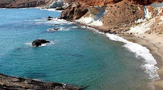 Imagen de archivo de Cala Rajá, en el Parque Natural de Cabo de Gata-Níjar.