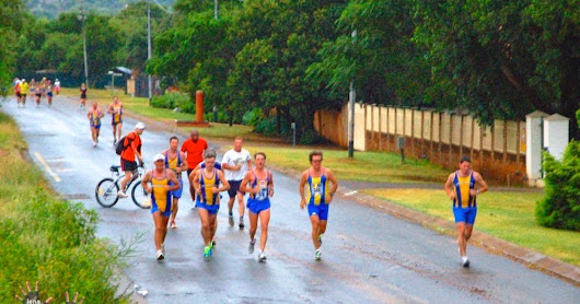 Hartbeespoort Marathon Club run