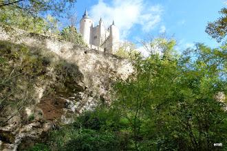 Photo: El Alcázar desde el río Clamores
