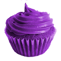 Cupcake Widget Stickers FREE icon