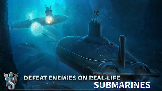 WORLD of SUBMARINES: Navy Shooter 3D War Game 3