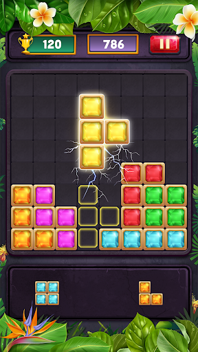Block Puzzle 1010 Classic : Puzzle Game 2020 screenshots 1