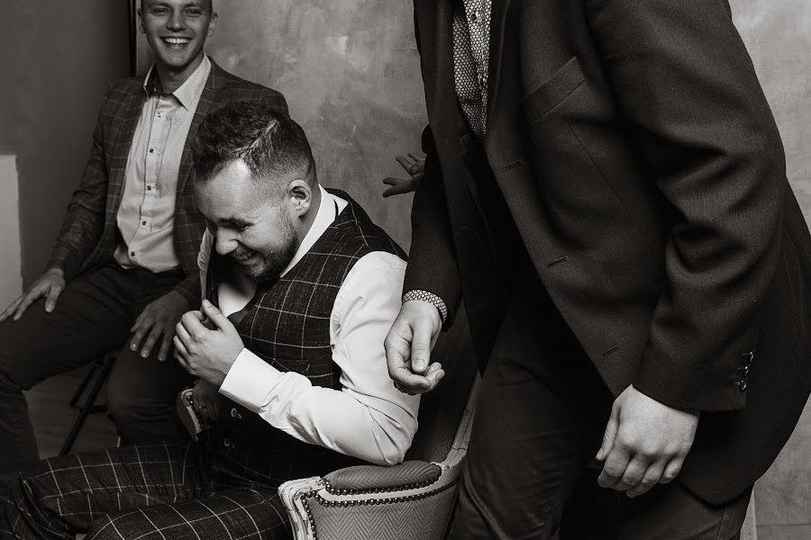 Wedding photographer Kseniya Bazderova (kbaz). Photo of 15.03.2019