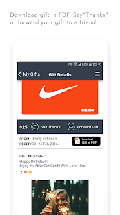 Bouxtie Gift Card Mall - Buy & Send eGift Cards- screenshot thumbnail