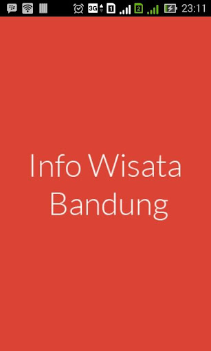 info kota wisata bandung