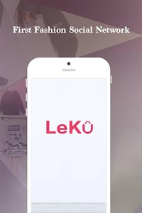 Leku- Fashion social Network screenshot 4