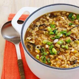 Tofu & Vegetable Stew.