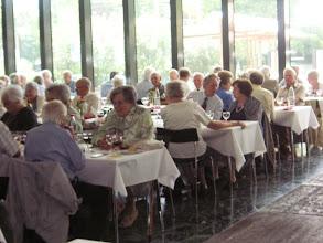 Photo: Der grosse Saal voll besetzt.