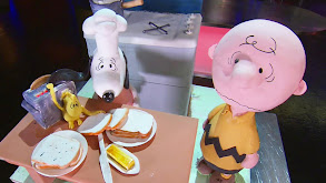 Charlie Brown Thanksgiving Cakes thumbnail